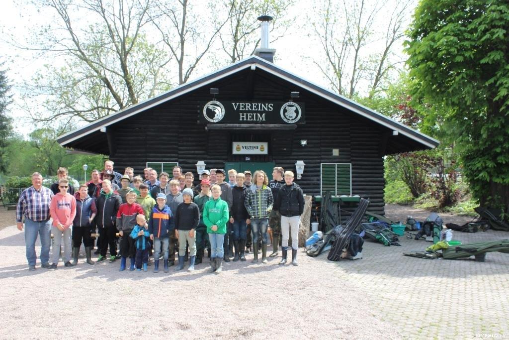 Angeltag mit der Jugend aus Münster an der Ruhr