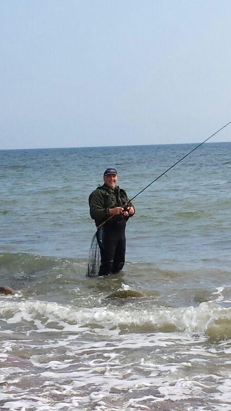 Leidenschaft  Meerforelle an der deutschen Ostseeküste