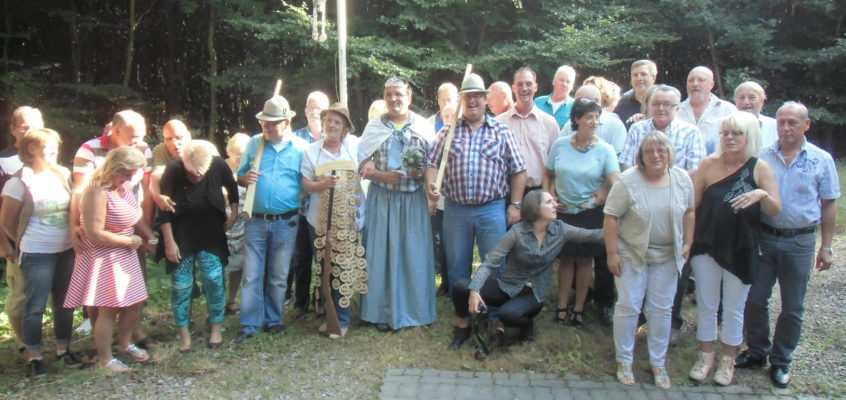 80 Jahr Feier SFV Röhrtal e.V.