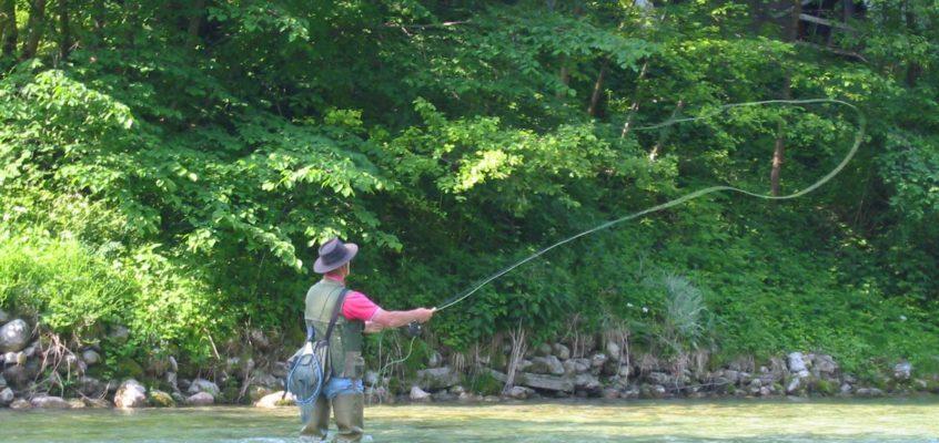Fliegenfischer Lehrgang
