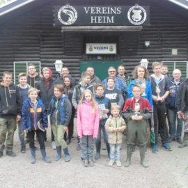 Die Jugend aus Münster zu Besuch in Hüsten