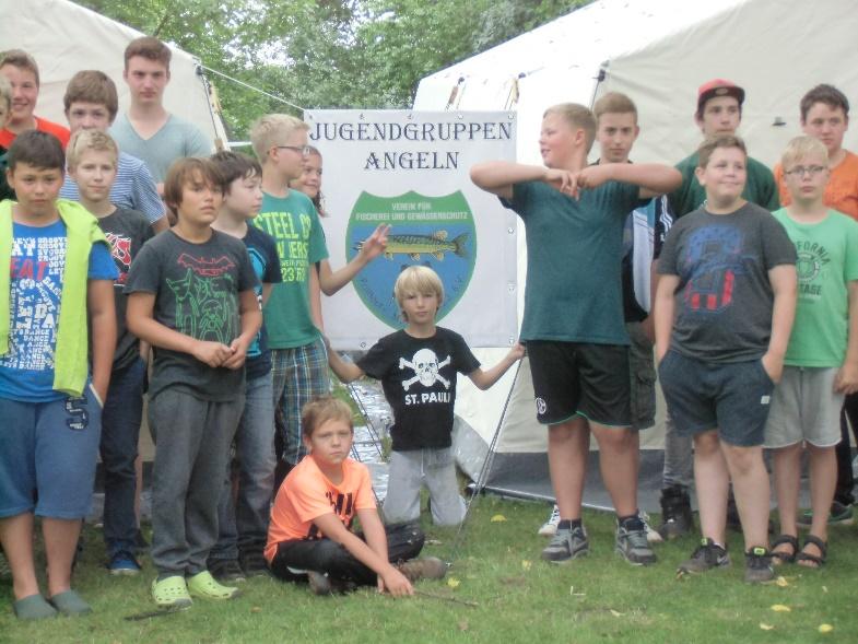Jugend in Münster2016